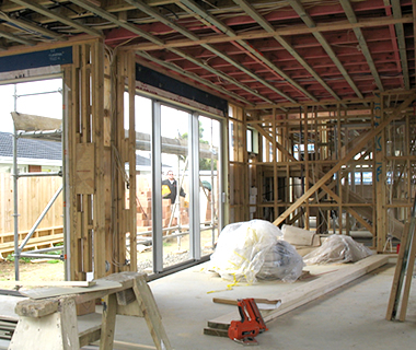 New builds and Interior Fitouts