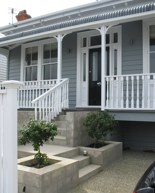 Suburban solutions auckland builders specialising in villa renovation and restoration new - Exterior paint colours nz image ...